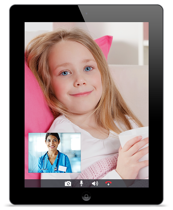 Telehealth iPad